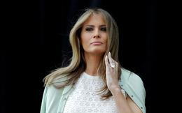 Đệ nhất phu nhân Melania Trump nhập viện phẫu thuật thận