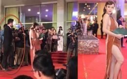 """Những lần """"muối mặt"""" vì bị mời khỏi thảm đỏ của sao: Bất ngờ với lý do của Angela Phương Trinh, Kyo York"""