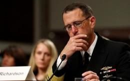 Hải quân Mỹ lo ngại Vùng Vịnh bất ổn sau khi rút khỏi thỏa thuận hạt nhân Iran