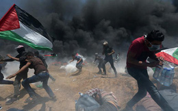 24h qua ảnh: Người Palestine phản ứng dữ dội việc Mỹ mở đại sứ quán ở Jerusalem