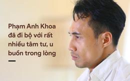 """Phạm Anh Khoa và cuộc họp chớp nhoáng: """"Tôi chỉ mong được gặp lại con, ôm nó và xin tha lỗi"""""""