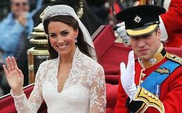 """Không thể ngờ đây là món quà cho đám cưới hoàng gia: từ nhẹ nhàng áng thơ đến """"nặng trịch""""... 1 tấn than bùn!"""