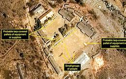 Triều Tiên bắt đầu tháo dỡ bãi thử hạt nhân Punggye-ri