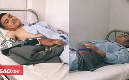 2 nam sinh trọng thương khi bắt cướp ở Sài Gòn: 'Chỉ biết khóc khi nhìn thấy di ảnh các anh qua điện thoại'