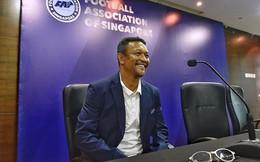 Huyền thoại Singapore đau đớn dẫn quân đá AFF Cup 2018