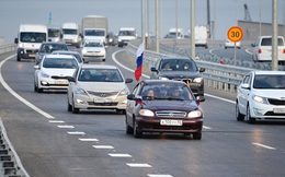 """Ukraina dọa """"tính sổ"""" với Nga về thiệt hại từ cầu Crưm"""
