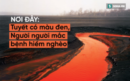 """Bí ẩn dòng sông đột nhiên chuyển màu máu: Sự thật đằng sau đáng sợ hơn """"tử thần"""""""