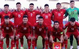 BXH FIFA tháng 5/2018: Đội tuyển Việt Nam xếp trên Thái Lan tới 20 bậc