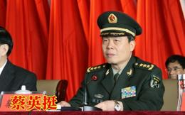 Thực hư tướng Trung Quốc Thái Anh Đĩnh bị giáng 8 cấp