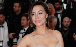Gương mặt biến dạng của mỹ nhân gốc Việt Maggie Q ở Cannes
