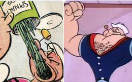Đố 8x - 9x biết vì sao thủy thủ Popeye thích ăn rau chân vịt? Đáp án là điều không một ai có thể ngờ tới