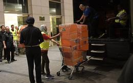 Malaysia thu 72 bao tiền, 284 túi hàng hiệu tại nhà cựu Thủ tướng Najib Razak