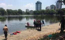 Nhảy xuống hồ Thiền Quang cứu cháu, ông bị đuối nước tử vong