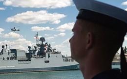Nga nói về việc cắt cử tàu chiến thường trực ở Địa Trung Hải