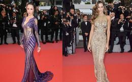 Trên thảm đỏ LHP Cannes 2018, sao Việt mặc nóng bỏng hơn cả sao casino o viet nam