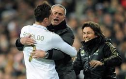 Mourinho thừa nhận MU không có cửa mua lại Ronaldo