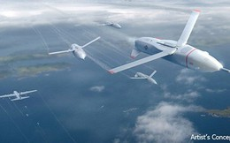 Tham vọng sử dụng UAV tác chiến theo bầy đàn của Mỹ