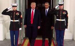Ông Trump tố ông Obama 'cài điệp viên' vào nhóm tranh cử 2016