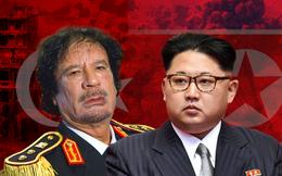 Cái chết bi thảm của Gaddafi ảnh hưởng thế nào đến quyết định của Triều Tiên về vũ khí hạt nhân?