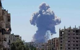 Nổ lớn tại căn cứ Hama, Syria: Israel tấn công hệ thống phòng không tối tân của Iran?