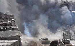 Cuộc chiến khốc liệt tăng thiết giáp trong chảo lửa Yarmouk, Syria