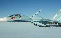 Mỹ tố Su-27 Nga áp sát máy bay do thám P-8 trên biển Baltic