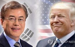 """Được đề cử giải Nobel Hòa bình, ông Trump cảm kích, ca ngợi TT Moon Jae-in quá """"hào hiệp"""""""