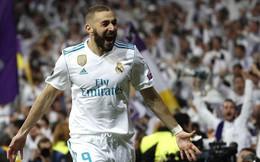 """Với Zidane, """"khẩu súng hoen rỉ"""" cũng trở thành """"tên lửa"""" diệt Hùm xám"""