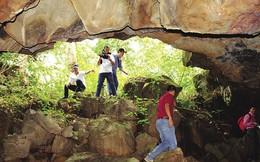 Gặp chàng trai khám phá hang động Sêrêpôk