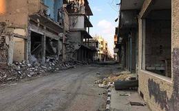 """Quân nổi dậy đồng ý buông vũ khí, rời bỏ """"pháo đài"""" cuối cùng tại bắc Syria"""