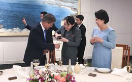 Vì sao ông Kim đưa em gái 2 lần sang Hàn nhưng chưa 1 lần để em xuất hiện công khai ở TQ?