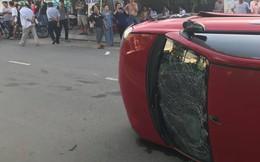 Thiếu niên 17 tuổi lái ô tô gây 2 tai nạn trên đường ở Sài Gòn