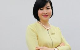 Nguyên TGĐ Vingroup Dương Thị Mai Hoa sang làm CEO của ABBank