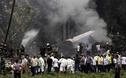 Chuyên gia nêu giả thuyết nguyên nhân rơi máy bay thảm khốc ở Cuba