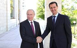 Ông Putin: Tất cả quân đội nước ngoài phải rút khỏi Syria, trừ Nga