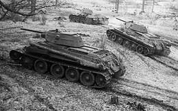 Chỉ huy xe tăng của Hồng quân tiêu diệt hơn 50 xe tăng Đức Quốc xã