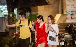 Vừa khỏi bệnh thủy đậu, Bảo Anh đã ra Hà Nội chạy show