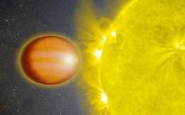 Lần đầu tiên phát hiện ngoại hành tinh không có mây