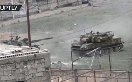 IS buông súng, chính phủ Syria giải phóng hoàn toàn Damascus sau 7 năm