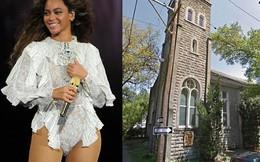 Không phải biệt thự hay siêu xe, Beyonce vừa mua trọn một nhà thờ cổ gây tranh luận