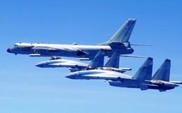 Máy bay ném bom Trung Quốc đến Biển Đông, Philippines 'chờ xem'