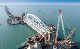 Cầu nối liền Nga - Crimea sẽ không phải đại trùng tu trong ít nhất 100 năm