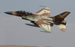 Chiến đấu cơ Israel áp sát biên giới, phòng không Syria báo động