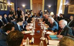 """Đàm phán Mỹ - Trung: """"Điềm báo"""" thú vị trong hai bức ảnh cách nhau 100 năm tuổi"""