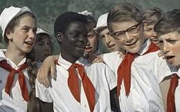 """Hình ảnh """"luôn sẵn sàng"""" của Đội Thiếu niên Tiền phong Toàn Liên Xô"""