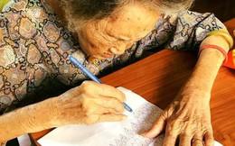 Bức vẽ 1.000 trái tim và nỗi lòng với người đã khuất: Ai cũng ước có 1 tình yêu như thế!