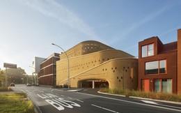 Tạp chí Mỹ ngợi ca bãi đỗ xe như một kiệt tác kiến trúc trong lòng thành phố