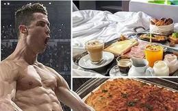 Tiết lộ thực đơn khoa học giúp Ronaldo duy trì phong độ ở tuổi 33