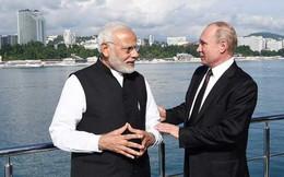 Tổng thống Nga - Thủ tướng Ấn Độ đi du thuyền trên Biển Đen