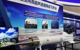 Trung Quốc trình làng tên lửa siêu thanh Lăng Vân-1